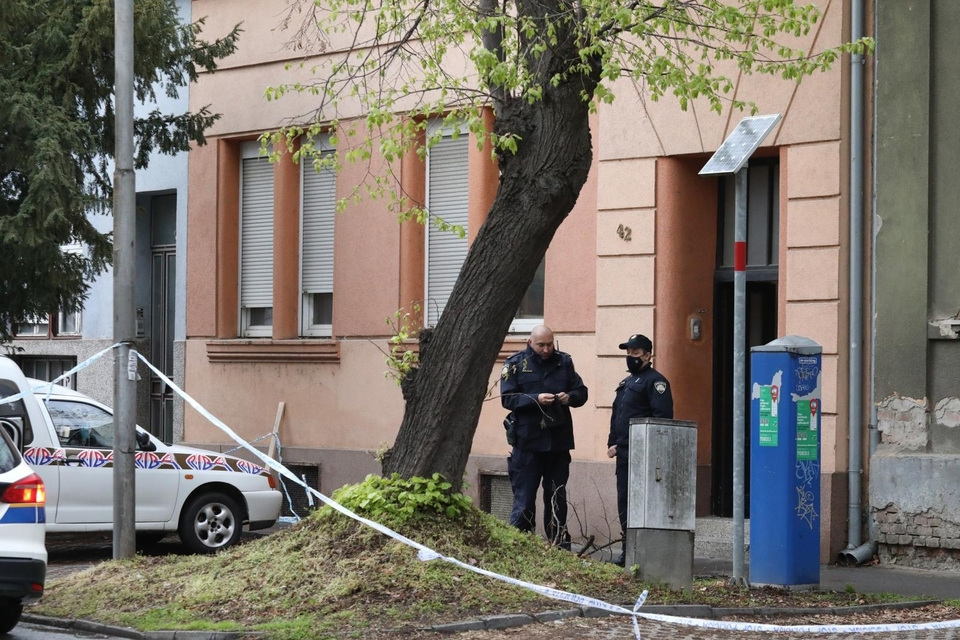 Osijek: U kući našli starijeg mrtvog muškarca i još jednog teško ozlijeđenog