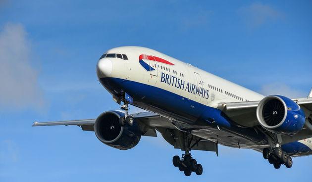 Avion, British Airways
