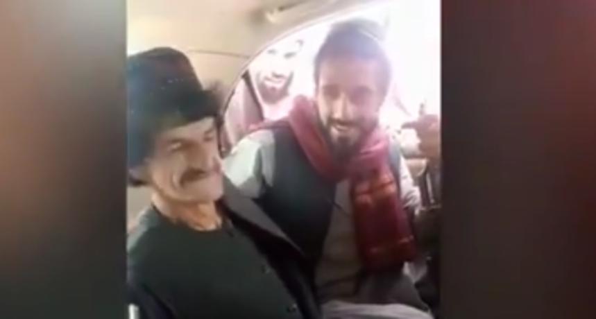 VIDEO Talibani ubili slavnog komičara, a on im se smijao u lice sve do posljednjeg trenutka. Prerezali su mu vrat