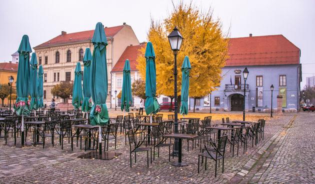 Light lockdown u Osijeku