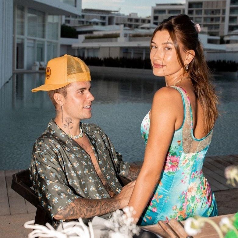 Justin i Hailey Bieber