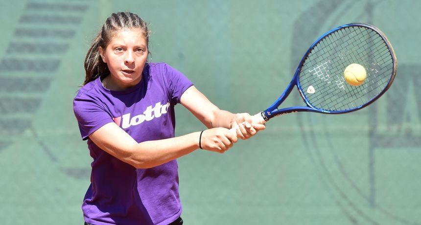 NA TURNIRU U TUNISU Antonia Ružić prošla u četvrtfinale turnira