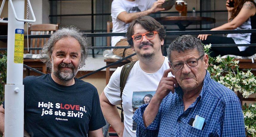 U tijeku je Mladenkin kostotour: Želimir Periš u Brlogu predstavlja nagrađeni roman