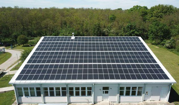 Izgradnjom solarne elektrane namireno 50 posto potrebe za energijom vodocrpilišta u Dardi