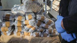 Spaljeno 2,1 tone droge u našičkoj cementari
