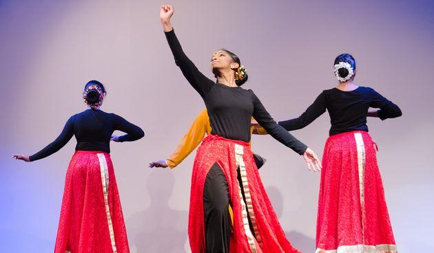 Po čemu je poznat ples kathak
