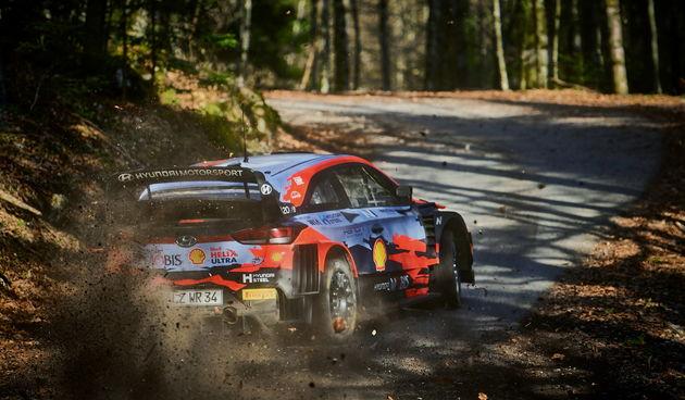 Zbog održavanja WRC utrke osam prometnica tijekom petka i subote bit će zatvoreno gotovo cijeli dan