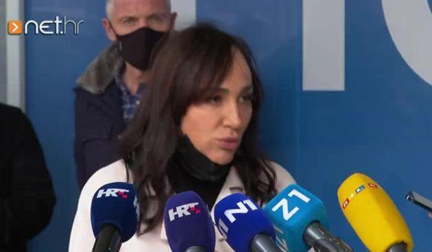 Predsjednica Uprave Zagrebačkog holdinga, Ana Stojić Deban demantirala Tomaševićevu izjavu o otpremninama (thumbnail)