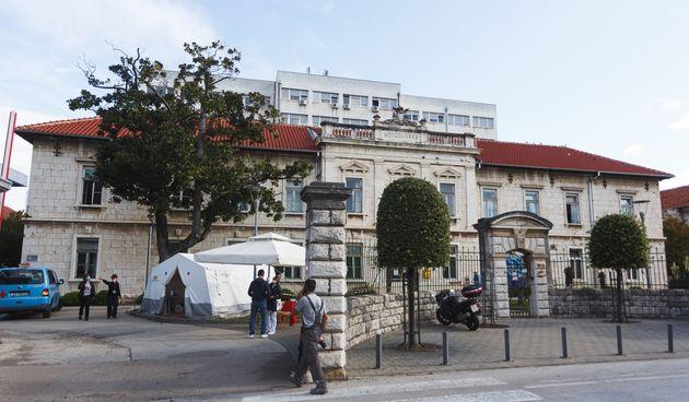 Opća bolnica Zadar provodi testiranje na Covid-19