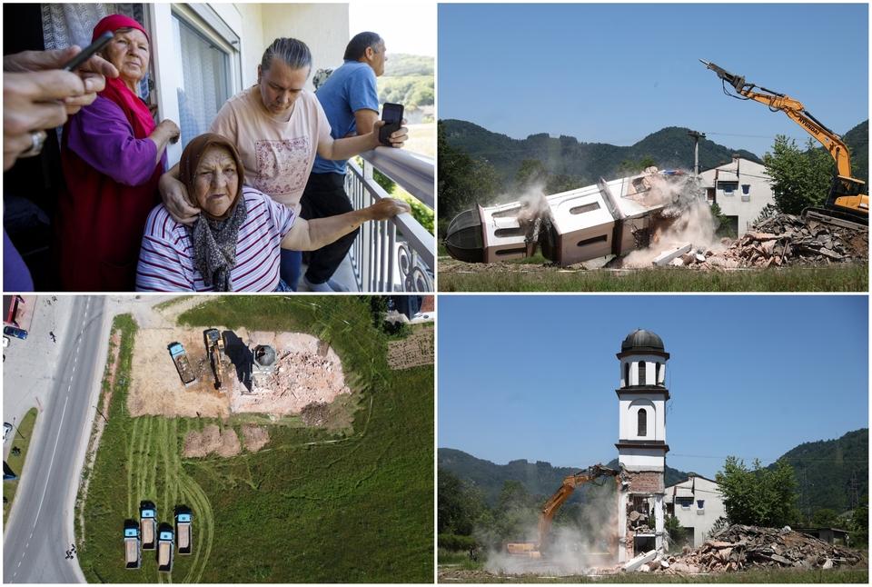 Bespravna pravoslavna crkva, Srebrenica, Fata Orlović