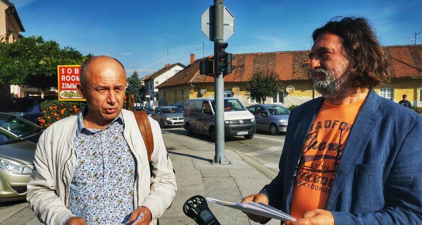 KUČANSKA RAMPA 'Sav naš trud baca se u vodu radi političke zavisti'