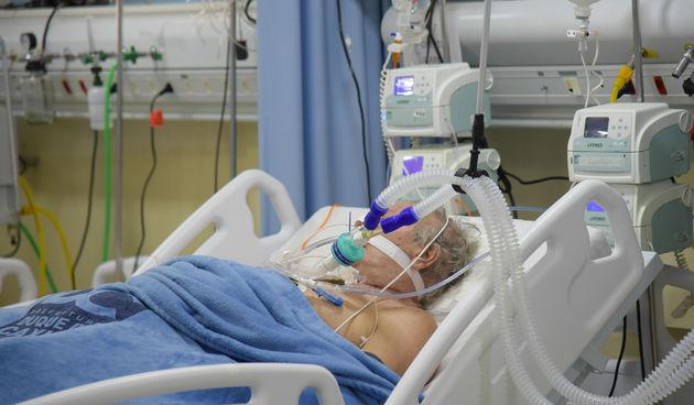 kisik respirator pacijent covid korona