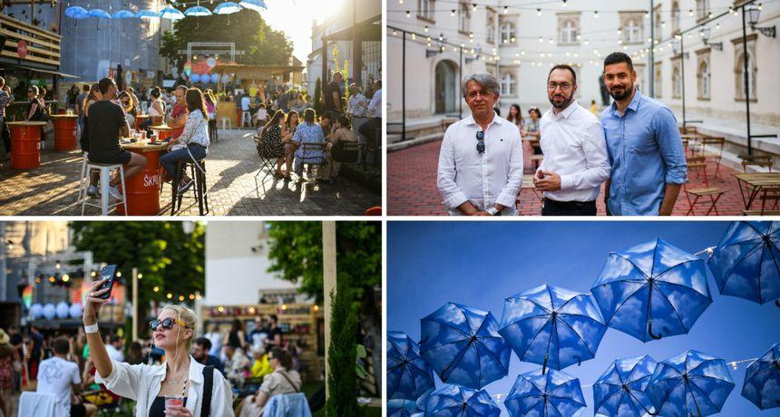 FOTO U Zagrebu otvoren Baš Naš festival - posjetio ga je i gradonačelnik Tomašević