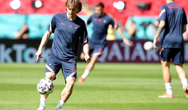 Luka Modrić - Wembley