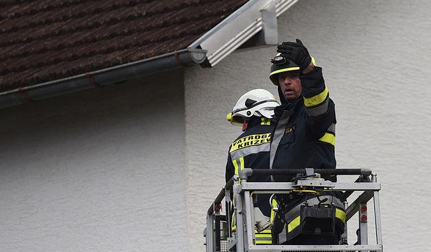 Vatrogasci DVD Bukovlja u Glini rade na sanaciji štete od potresa
