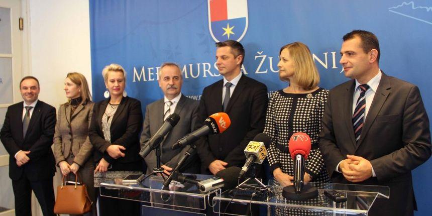 Slovenska veleposlanica u Međimurju: Suradnja ne poznaje granice