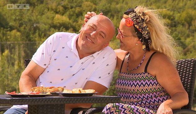 Zoran Stričević i Suzi su zaljubljeni preko usiju, Ljubav je na selu, sezona 13