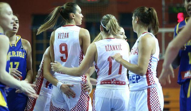 Hrvatske košarkašice