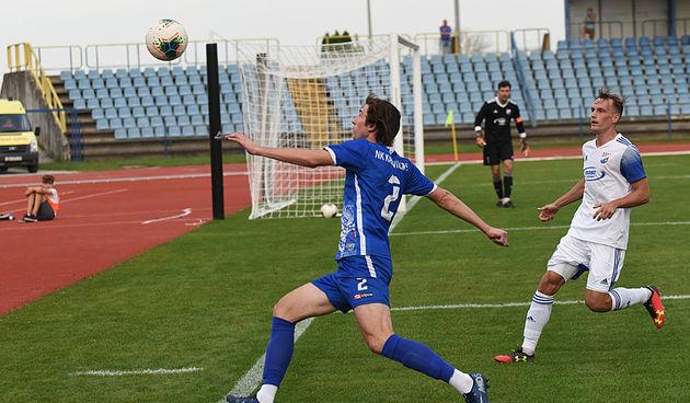 Nogomet: Karlovac - Trnje 3.10.2020.