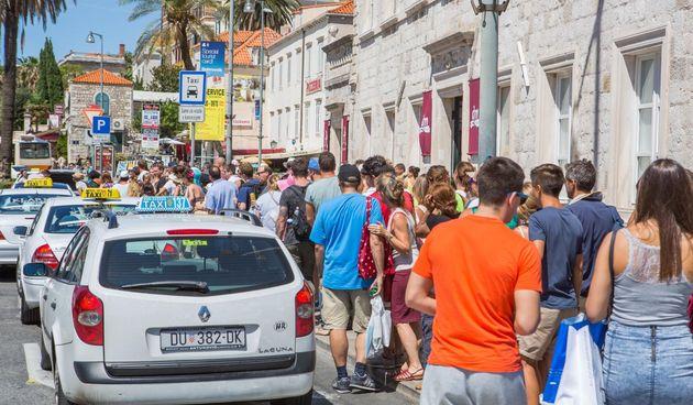 Taxi, Dubrovnik