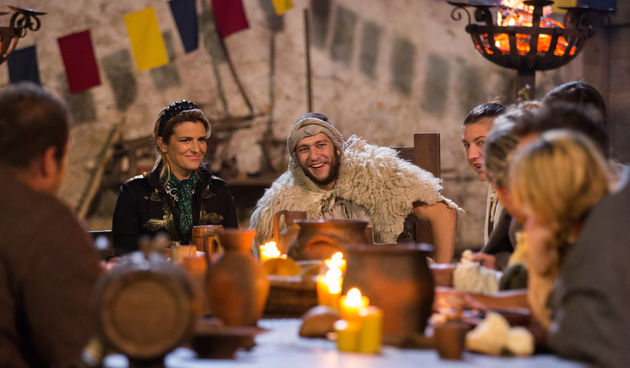 Alen Serdar izgubio u dvoboju i napustio dvorac