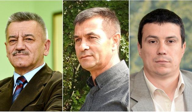 Josip Jany, Dragutin Mateković, Goran Kaniški