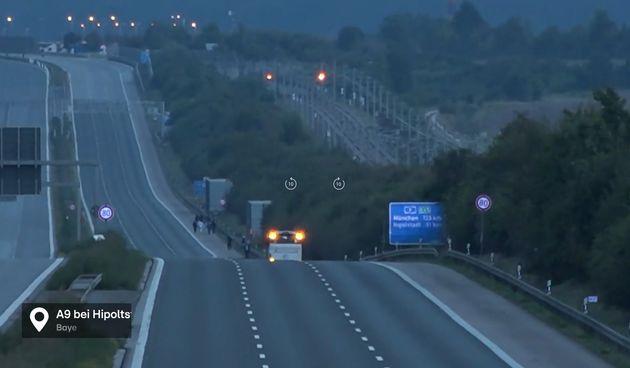 Talačka kriza u autobusu u Bavarskoj koji je vozio za Srbiju. Promet i autocestom i željeznicom satima je bio prekinut