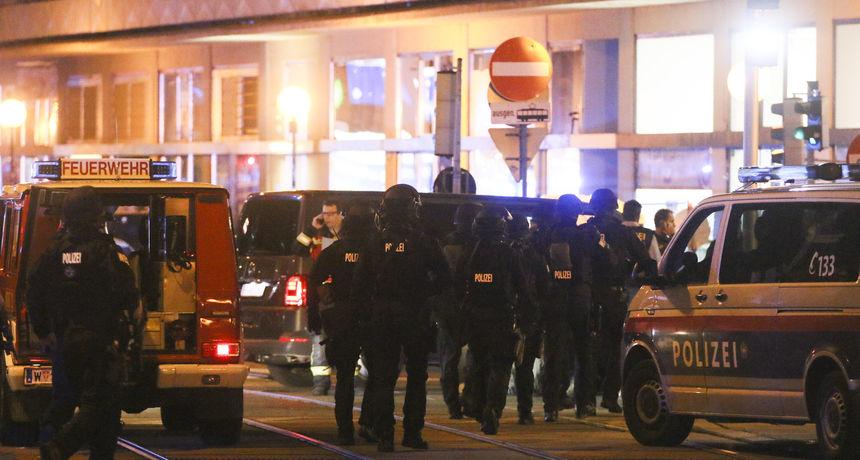 Objavljen identitet napadača: Rođen je u Austriji, ima albanske korijene. Policija je mislila da nije sposoban za ovo