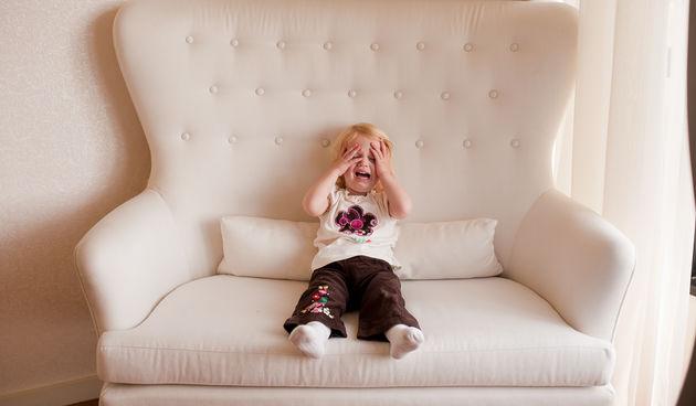 Ispadi bijesa kod trogodišnjaka