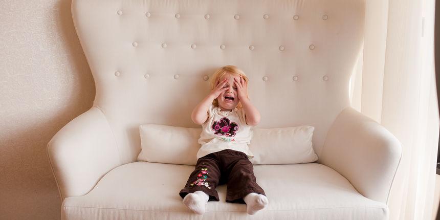 Ispadi bijesa kod trogodišnjaka: kako reagirati na njih?
