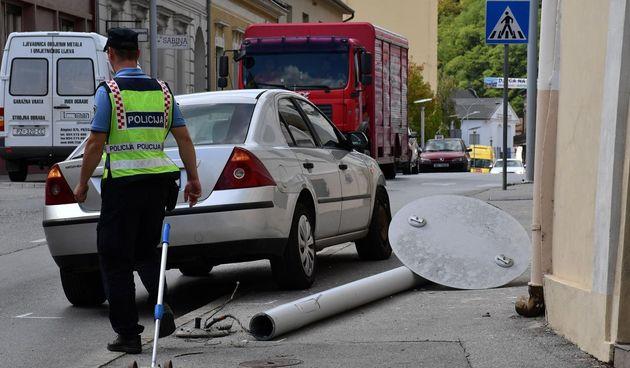 Nesreća u Požegi