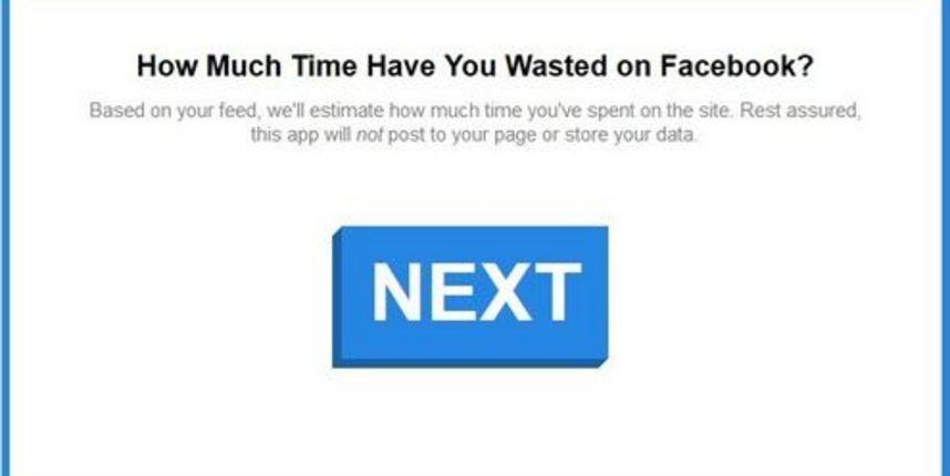 Izračunajte koliko ste vremena u životu potrošili 'viseći' na Faceboooku