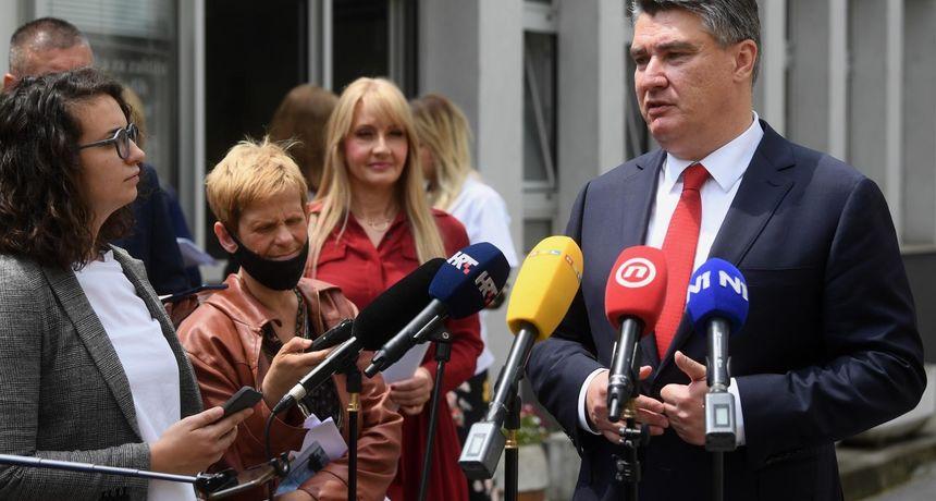Milanović odgovorio hoće li Tomašević naći kosture u ormaru: 'Sto posto hoće! Ne u ormaru, nego već pred sobom!'