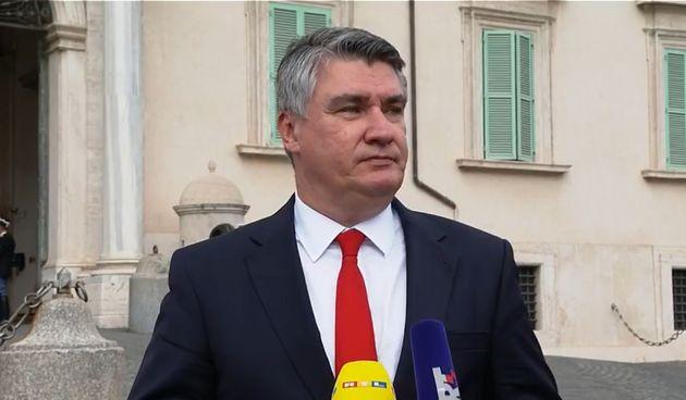 Milanović komentirao izjavu premijera o kandidatkinji za predsjednicu Vrhovnog suda: 'Nemam pojma o čemu čovjek govori. To je jak komentar na njegovu izjavu'