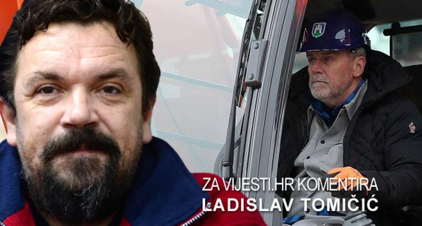Ono što je Aleksandar Vučić u Beogradu, to Milan Bandić želi biti u Zagrebu