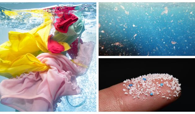Mikroplastika roba