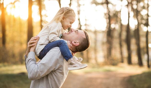 Otac i kćer