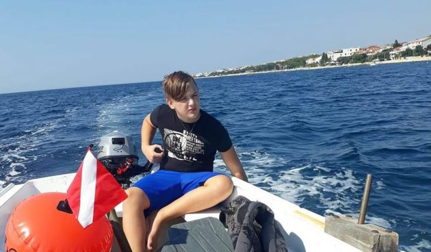 Čudo s Paga, 14-godišnjak otkrio svoje drugo podvodno arheološko nalazište