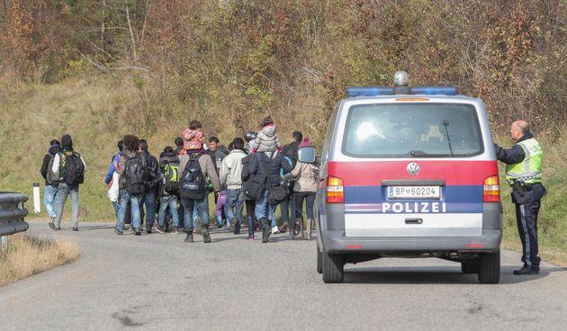 slovenija, policija, slovenska policija, migranti, izbjeglice