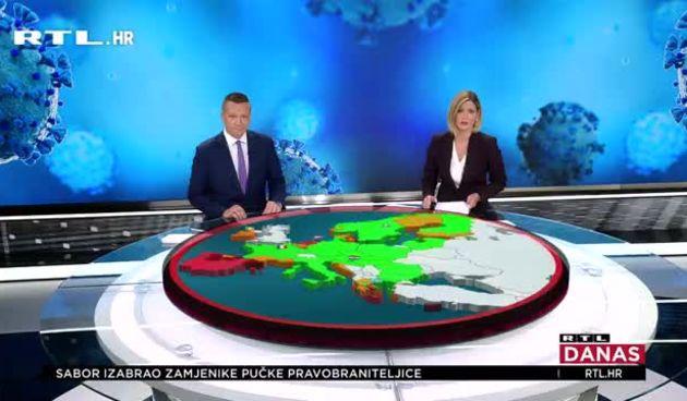 Hrvatska obala više nije zelena! Ministrica Brnjac apelira: 'Budite ozbiljni. Vidjeli smo što se dogodilo Zadru...' (thumbnail)