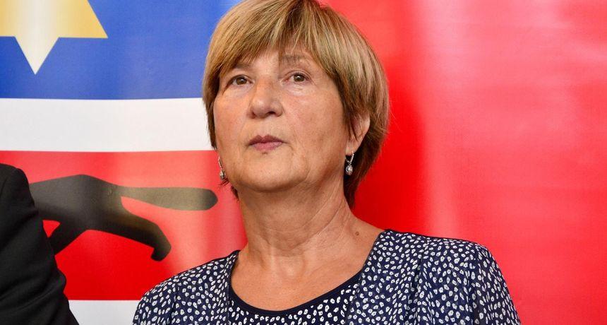 Ruža Tomašić: 'Vjerujem da ćemo imati 24 ili 25 mandata. Nije nam cilj ući u Sabor da dižemo ručice'