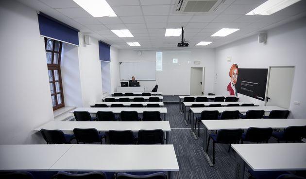 visoko učilište, predavaonica