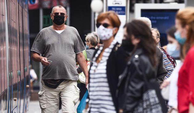 Koronavirus, maske