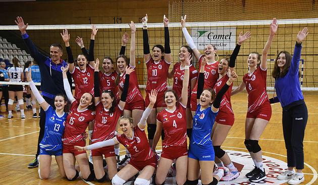 Poznat sastav odbojkaške Superlige za sezonu 2021/2022, uz Karlovčanke u društvo najboljih ušle i Puljanke