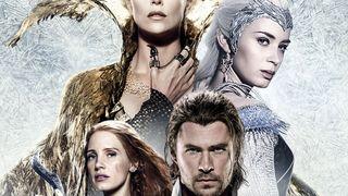 Lovac i ledena kraljica - TV premijera