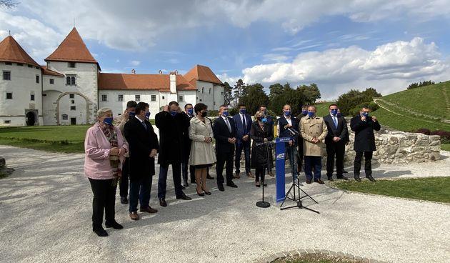 HDZ: U pola gradova i općina na području Varaždinske županije pobjeđujemo u prvom krugu