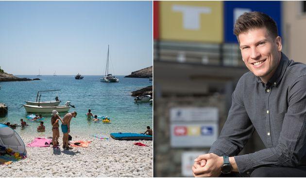 Dorian Ribarić & ljeto