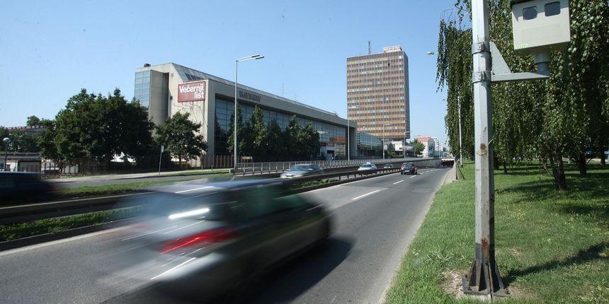 Otkrivamo vam 122 lokacije u Hrvatskoj na kojima će se postaviti kamere za nadzor brzine