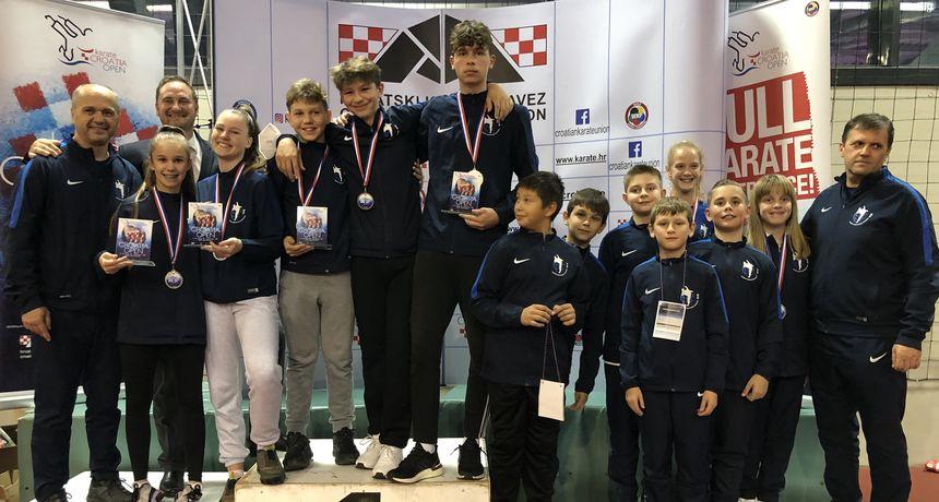 CROATIA OPEN RIJEKA 2021. Četiri zlata za Globusovce s prvenstva Hrvatske
