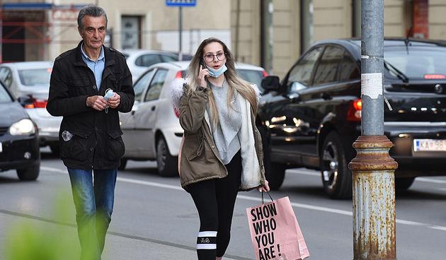 Karlovačkim ulicama 7. svibnja 2021.